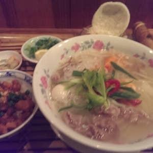 岡山駅近くのベトナム料理店AoBaba(アオババ) …