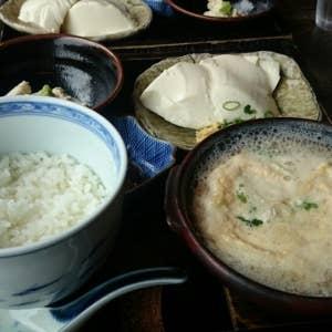 湯葉丼 直吉_豆腐料理・湯葉料理_3450899