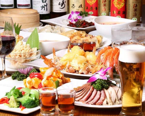 【家園菜★松コース】特選贅沢お料理8品 7000円(税抜)