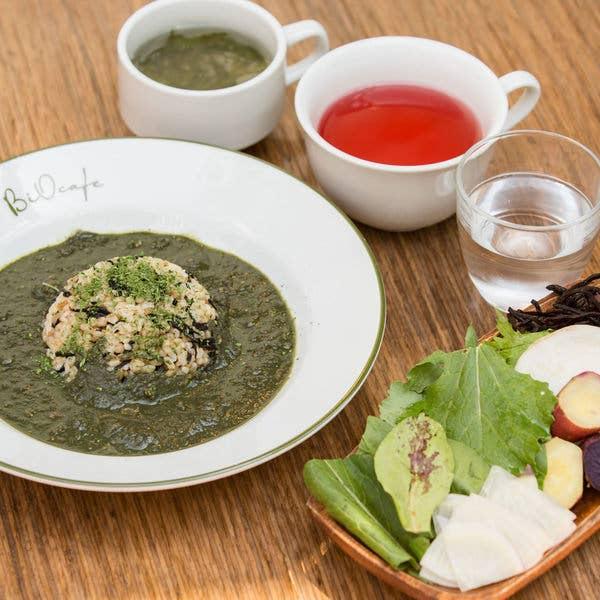 【ディナー】全5品 完全無農薬&無化学肥料野菜を使用した「リセットコース」