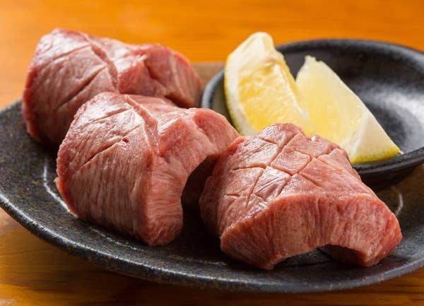 【定番】焼肉5000円コース 全10品(飲み放題別)厚切タンに厚切りハラミも!