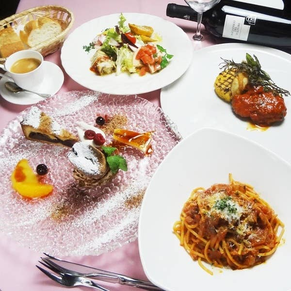 【当日利用OK!本日のコース】◆◇日替わりメニューからお好きな料理を選べるプリフィクススタイルコース◇◆