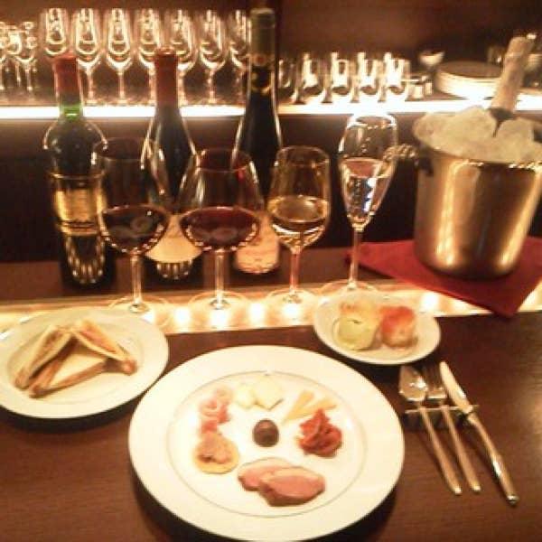 「美味しいワイン会」