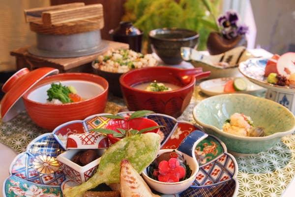 彩(いろどり)◆武州和牛や国産鰻など、旬を味わうワンランク上のコース