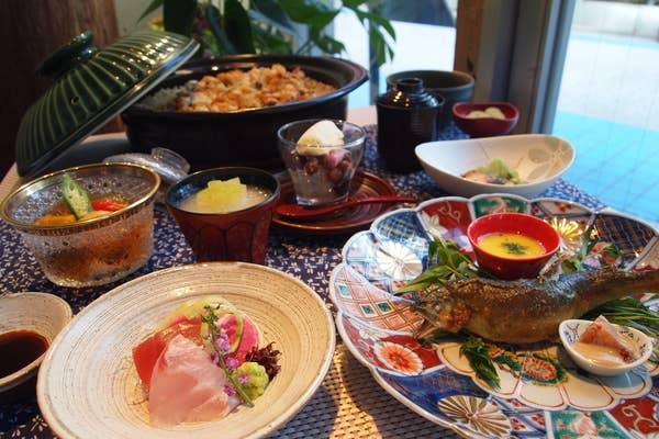《8月》葵(あおい)◆鱧、蛸、冬瓜など季節を味わう一番人気のコース
