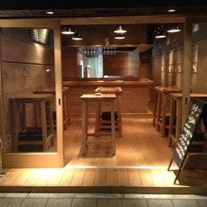 3位 日本酒バル Chintara @渋谷