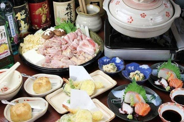 自慢の刺盛りが食べられるお値打ち3000円コース 気軽に宴会したい方