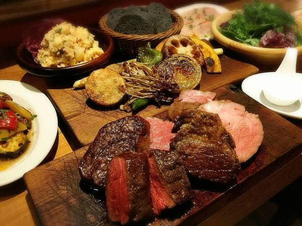 ◆[火・水・木曜限定] 2時間飲み放題付  炭焼きパーティープラン