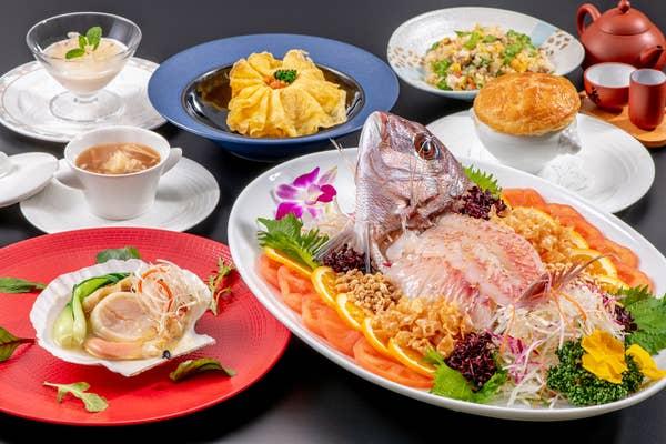 【個室確約】デザートプレートやフレーム付き写真など特典付!シェフオリジナルの中華のお祝いプラン「華」