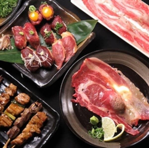 【全日OK/個室完備】人気肉バルメニュ-&130種スタンダード食べ飲み放題2780円