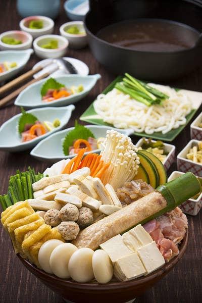 大関ちゃんこ鍋コース+飲み放題1,500円