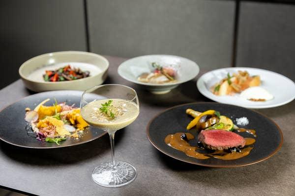 【プリフィクスコース】魚・肉料理Wメインの全6品