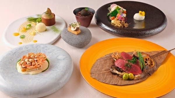 ディナー【DINER】前菜・特薦魚・肉料理など全14品前後