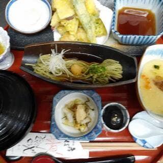 《昼》天ぷら御膳