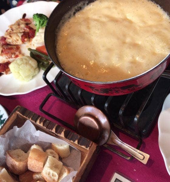 料理メニュー : シャレー スイス ミニ (Chalet …