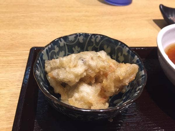 天ぷらめし天之助>