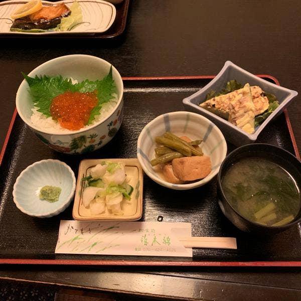 富山 新庄 ディナー