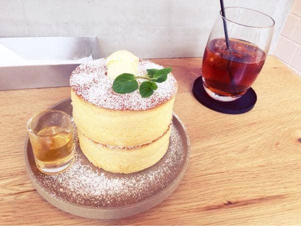 【渋谷/原宿/表参道】美味しいパンケーキのお店15選!穴場はココ♪