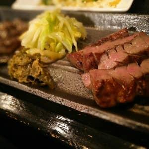 仙台牛タン・牡蠣 四郎
