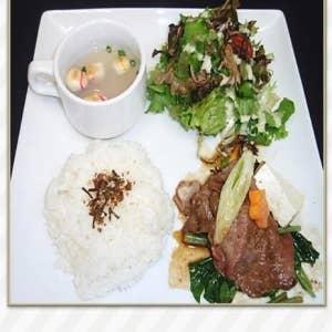 レストラン ボーザール 北海道立近代美術館