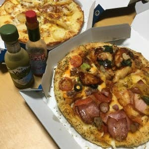 アオキーズ ピザ 美濃 加茂
