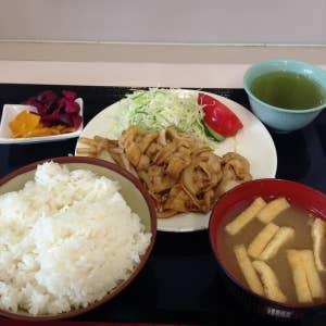 中井食堂東名高速中井PA下り                                    なかいしょくどう