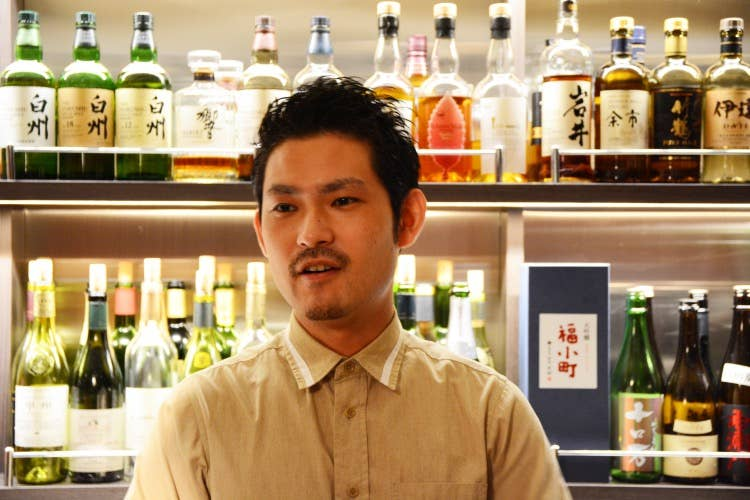 ▲「眞か」オーナー・伊藤大輔さん