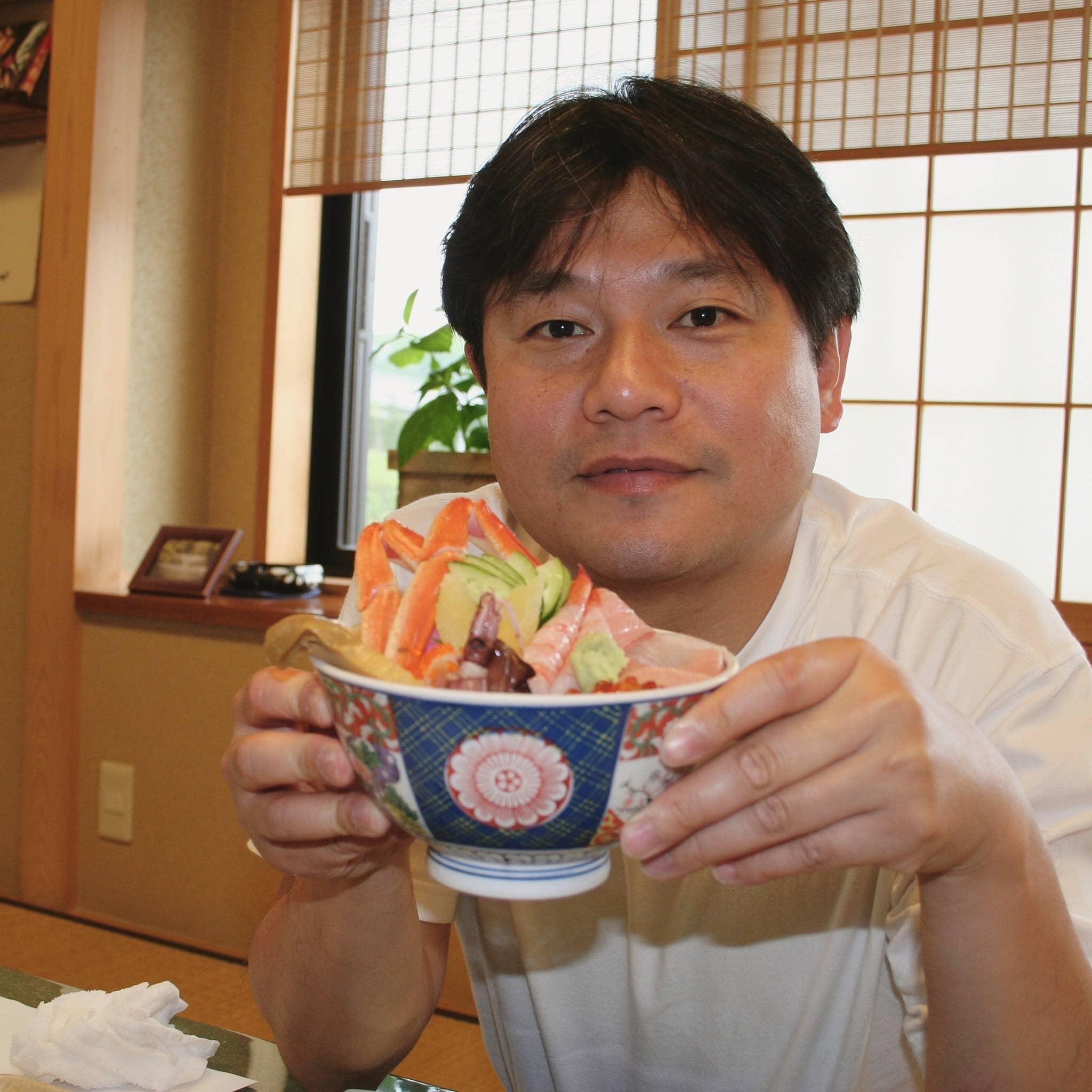 Masahiko Shimizu