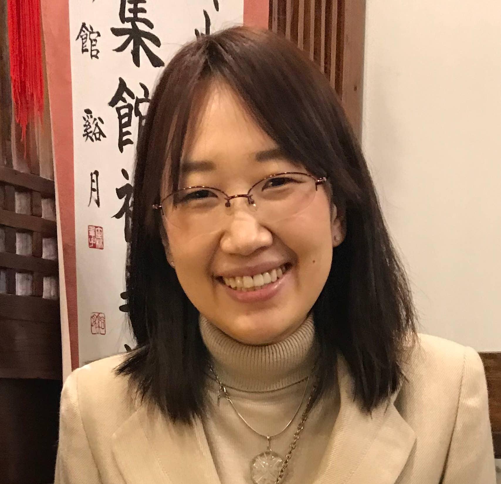 Yoko Iwakami