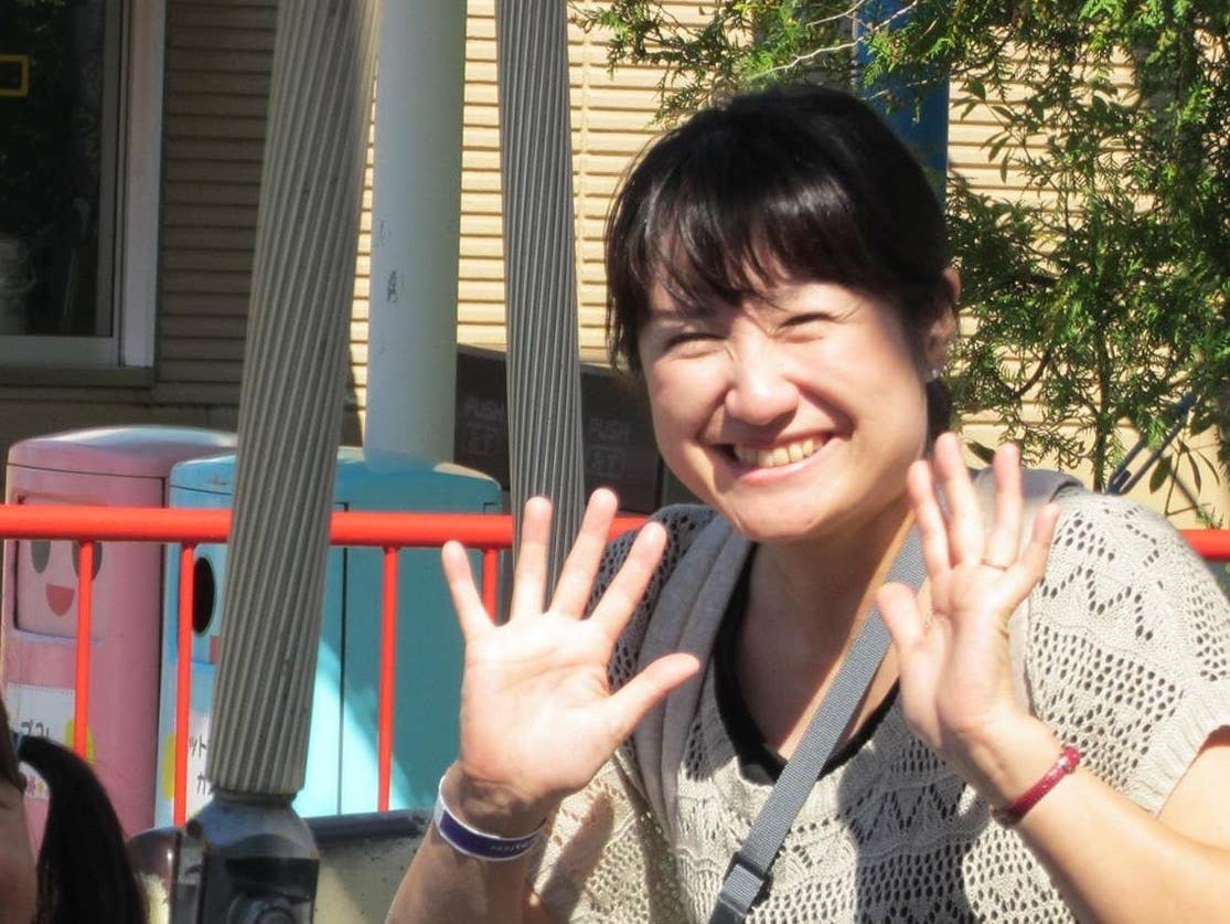 Kuniko Ebina