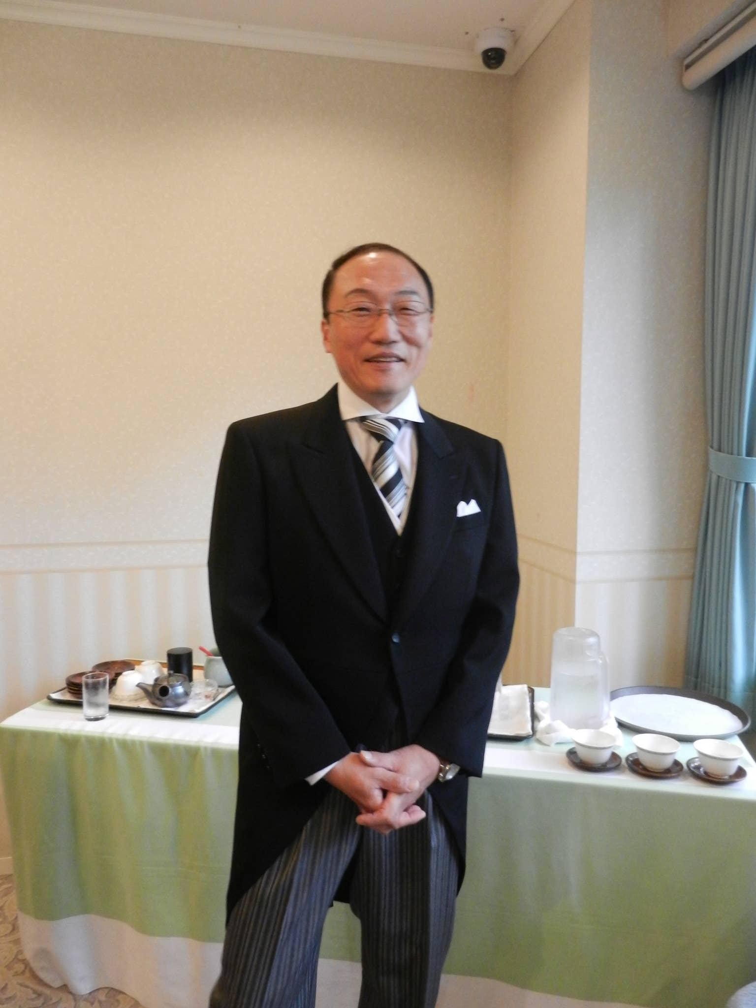 Mitsuhiro Yoshida
