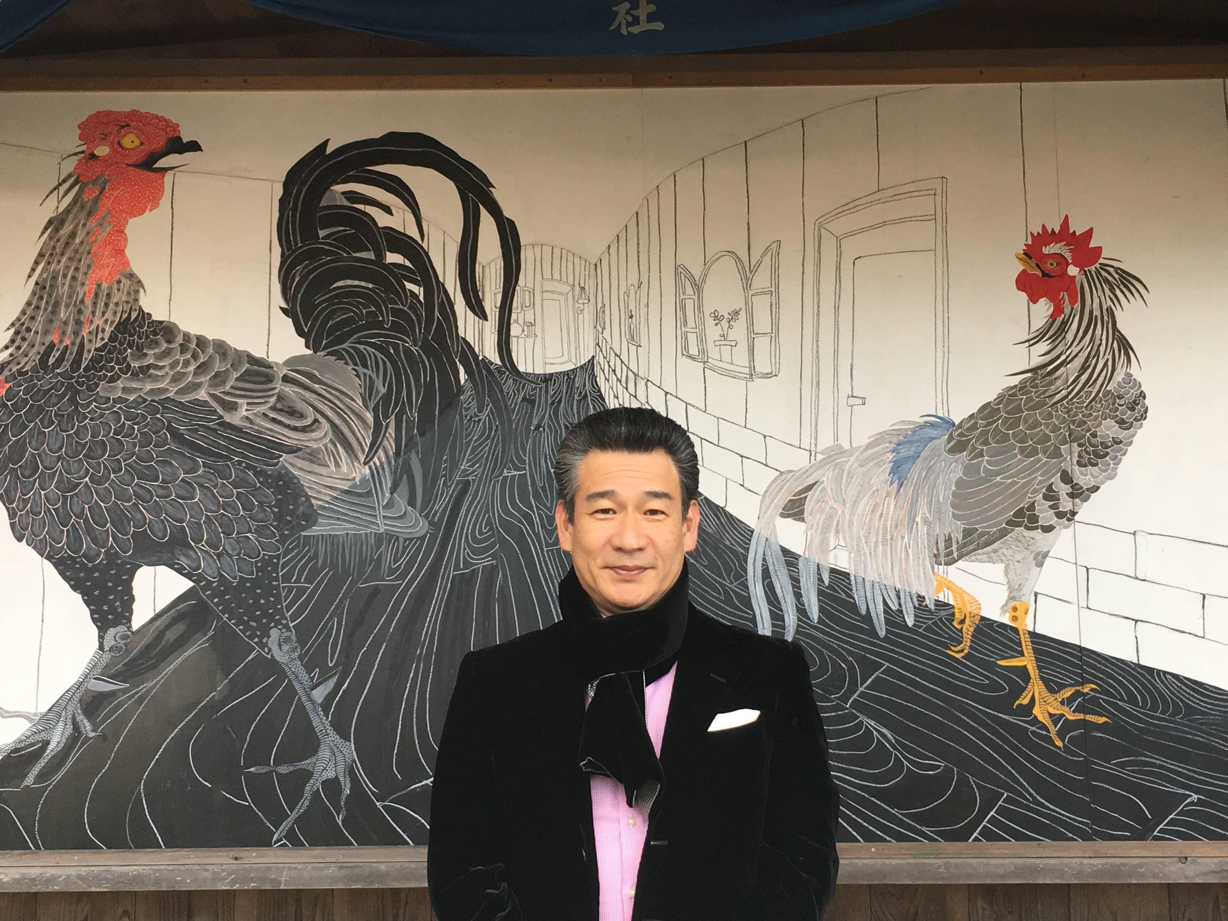 Sakamoto Kazuo